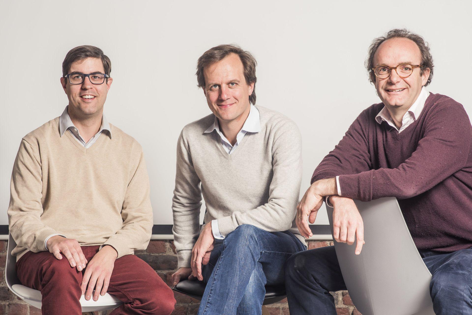 JB, Geoff and Greg