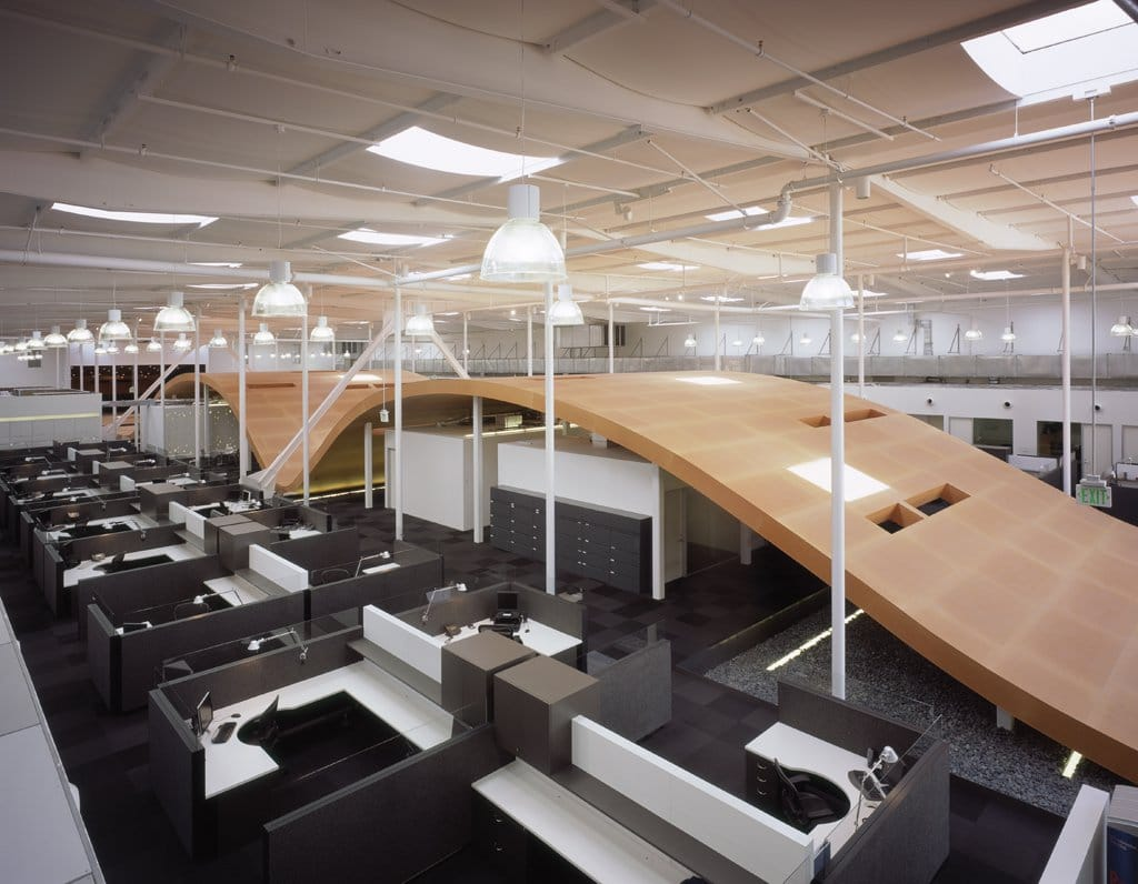 Blog Office Design Trends 2017 Red Bull