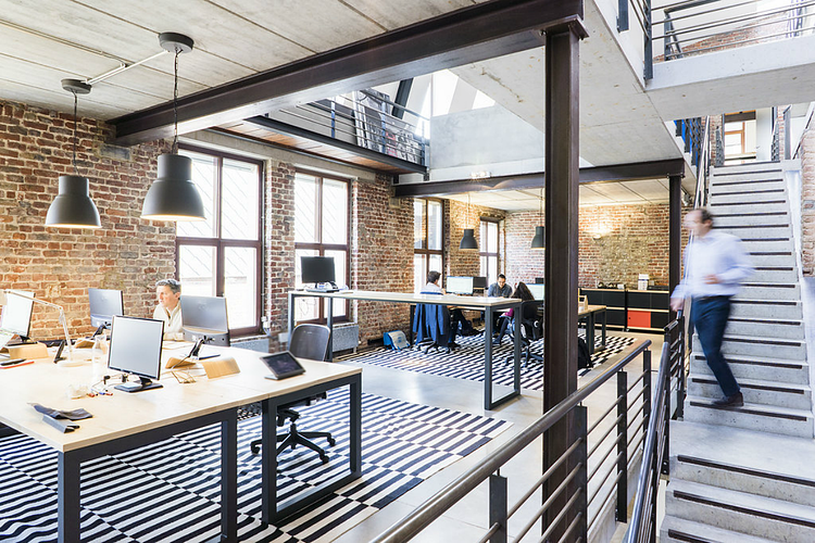 Enhanced Productivity And Happiness 5 Office Design Trends To Watch Out For In 2017