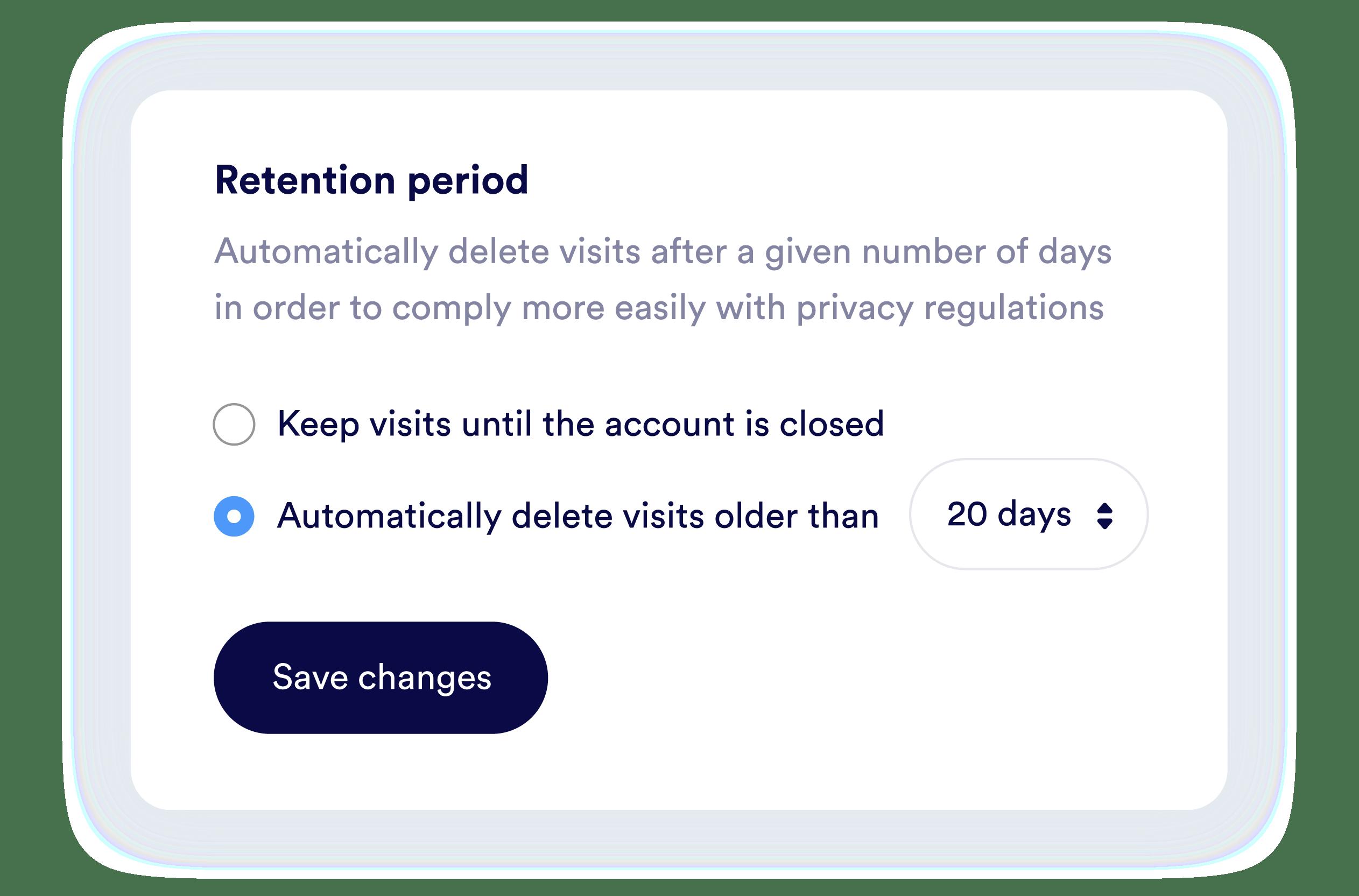 health privacy data deletion