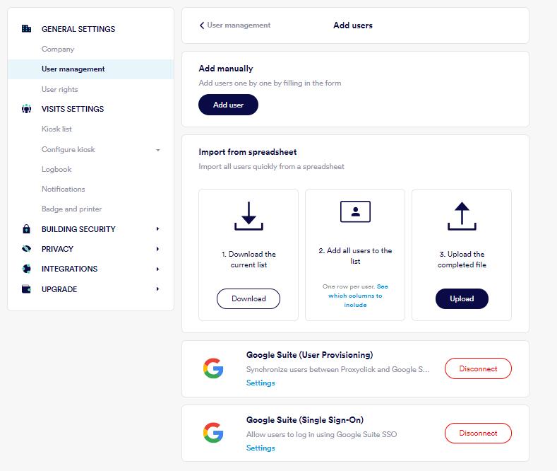 6.6 add users