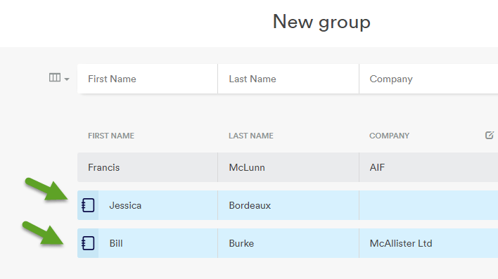 6.6 new group